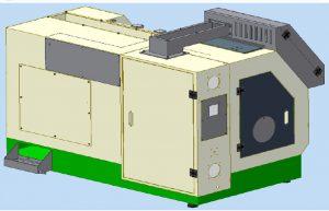JBEC 280 SERVO CNC LATHE MODEL 2
